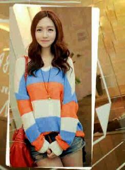 Baju Lengan Panjang Korea