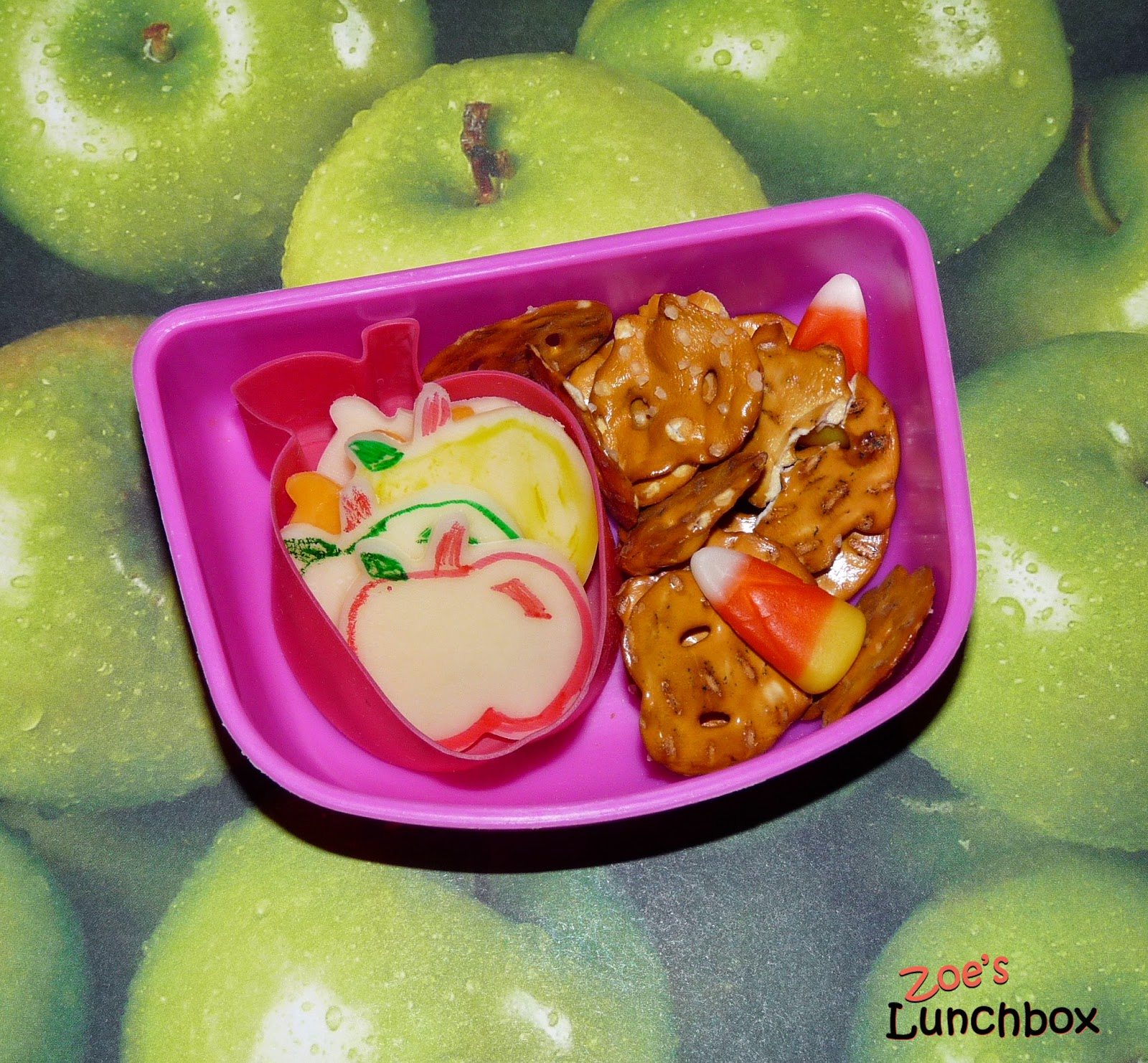 kindergarten snack box