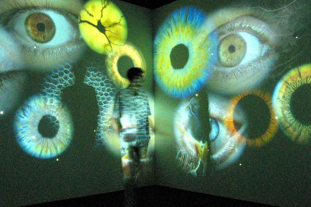 Daniel Canogar, Time Release, Arte contemporáneo, Blog de Arte, Voa Gallery, Yvonne Brochard,