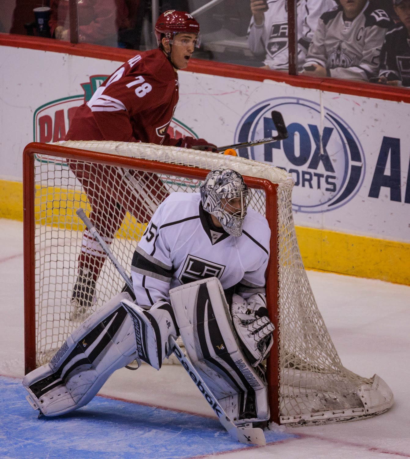 James Gordon Patterson Photography: Coyotes Rookies Vs