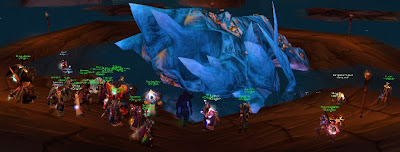 Origin downs The Lurker Below in Serpentshrine Caverns