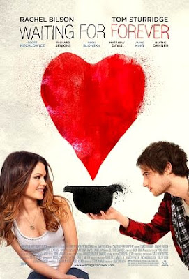 Filme Poster Waiting For Forever DVDRip RMVB Legendado