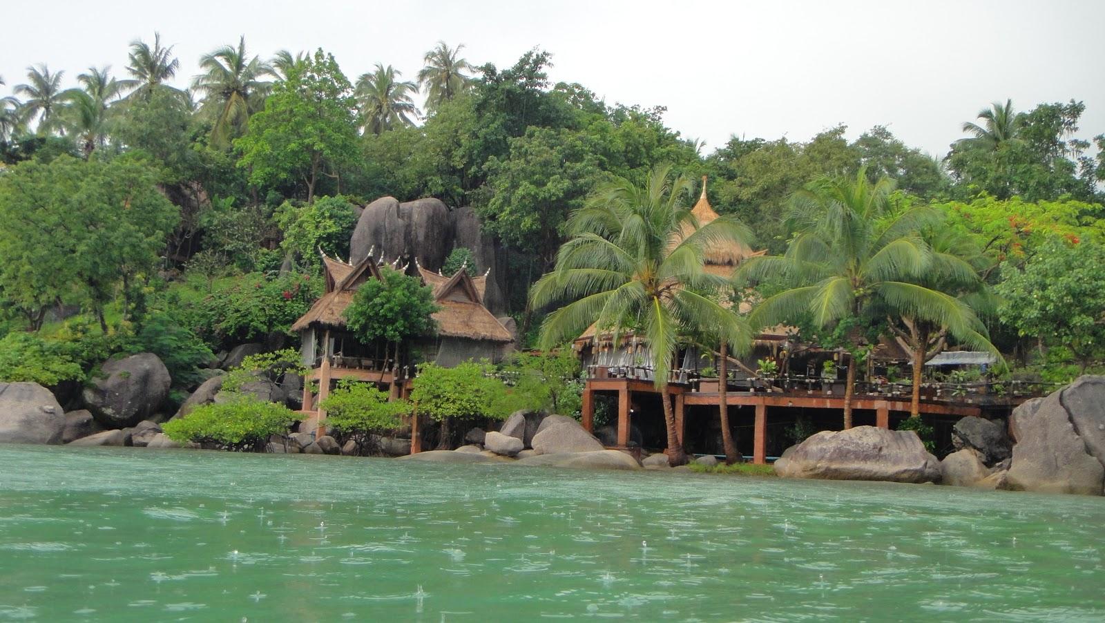 Island Hotel Cabana Room