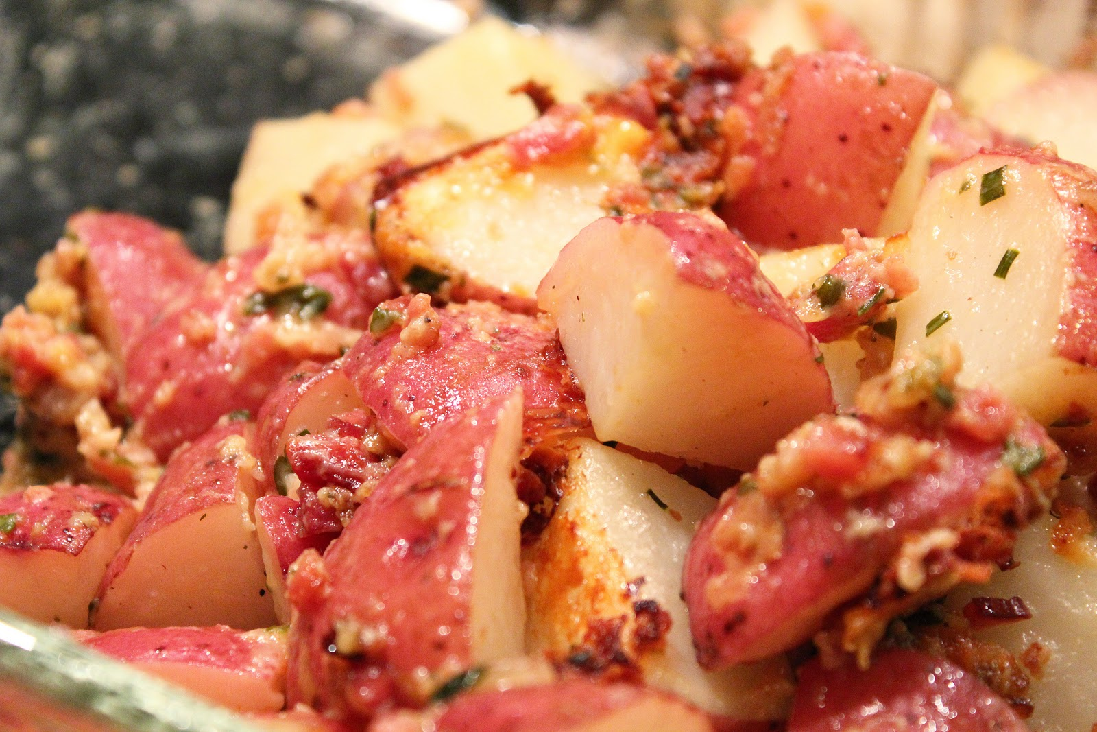 ham with parsley potatoes roasted greek potatoes with feta cheese and ...