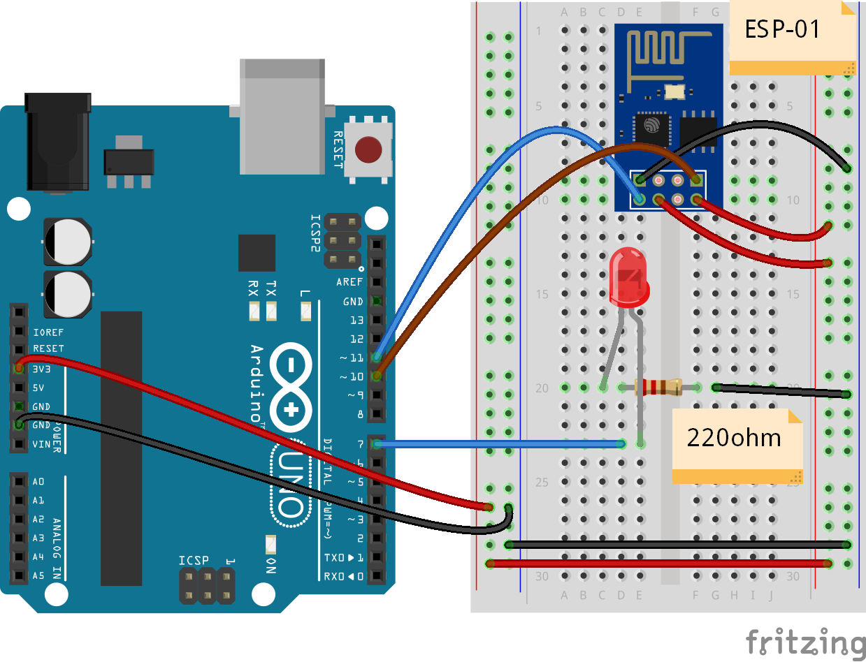 Arduino Motion Detector Circuit - Learning about