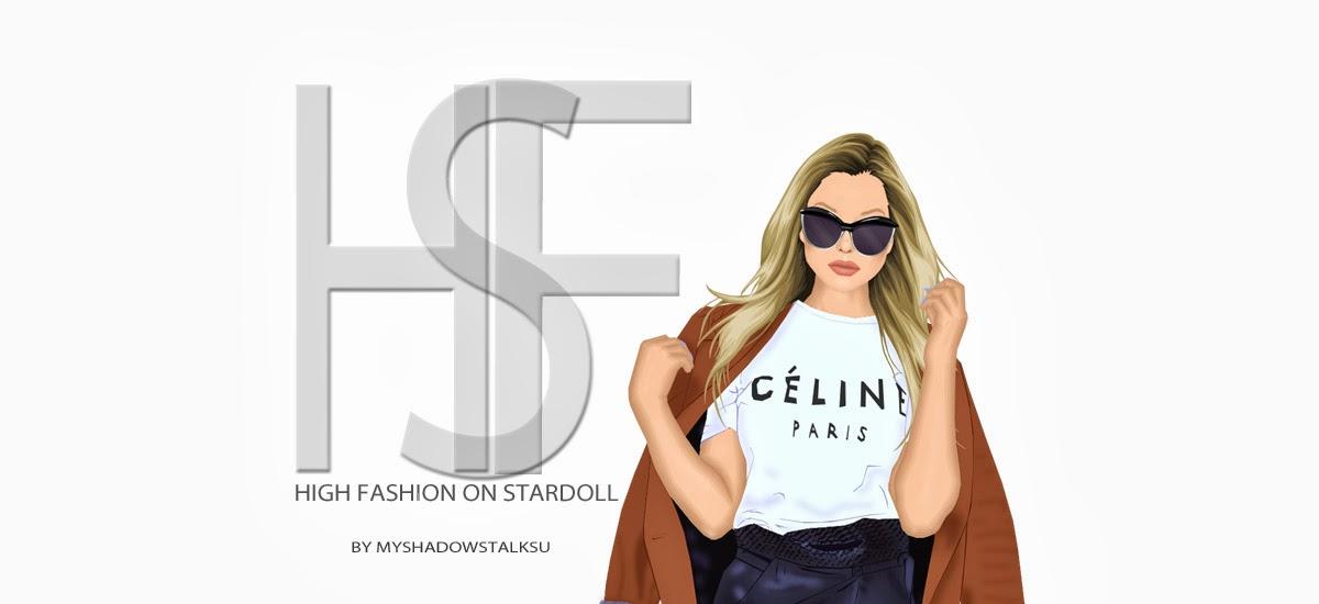 High Fashion on Stardoll
