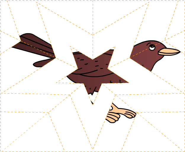 black bird coloring pages - photo#15
