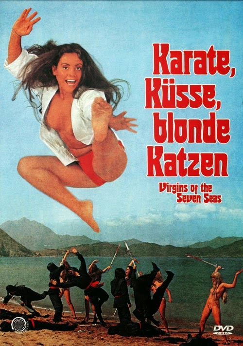 Virgins of the Seven Seas (1974) Ernst Hofbauer, Chih-Hung Kuei