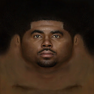 NBA 2K13 Kyrie Irving Cyberface (NBA Live 14 Texture) Mod