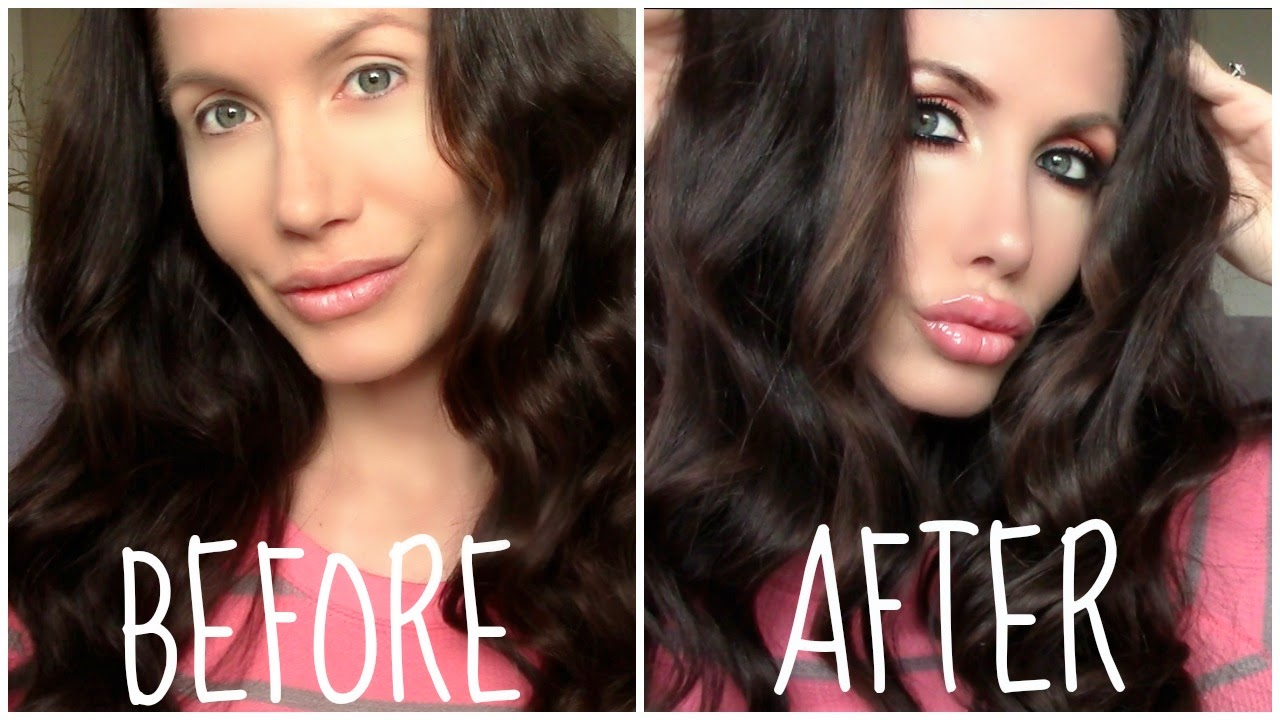 Before And After Makeup By Channon Rose