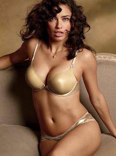 adriana lima hot nude