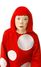 madam mayo links noted yayoi kusama kevin kelly thumb