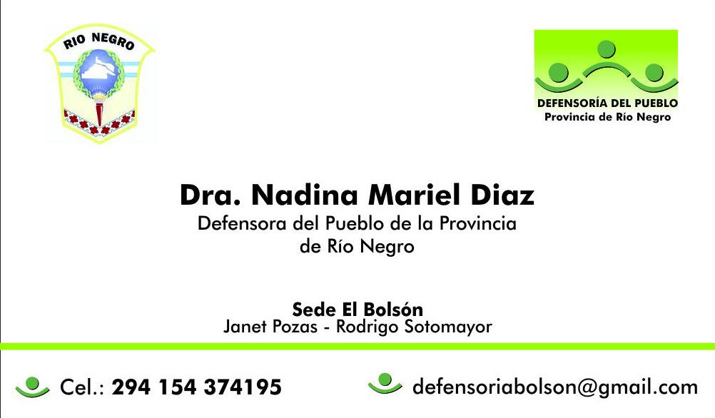 DEFENSORIA DEL PUEBLO RN