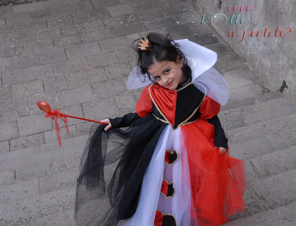 carnevale 2015 regina di cuori