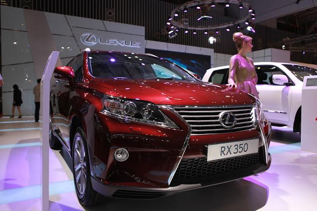 Ô tô nhập khẩu Lexus RX350 - RX450H 2015/2016 ưu đãi giá rẽ nhất TPHCM