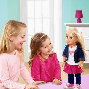 Meet Cayla the Smart Doll, Cayla smart doll, Cayla talking doll