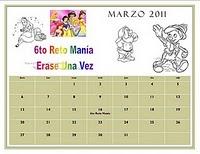 6TO RETOMANIA!! BORDAR PERSONAJE DE CUENTOS..