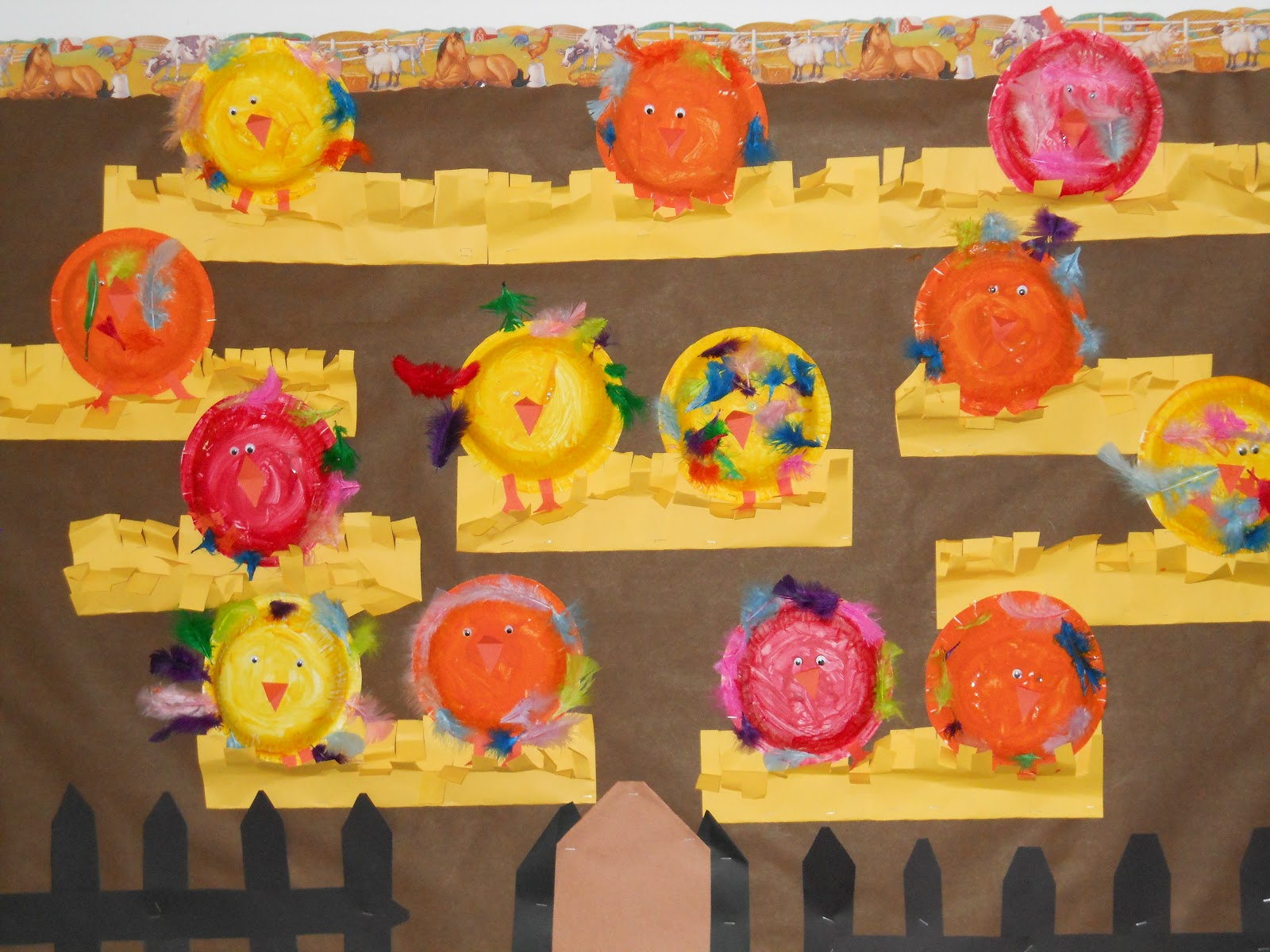 March arts and crafts - With Preschoolers