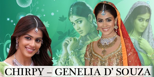 Listen to Genelia Songs on Raaga.com