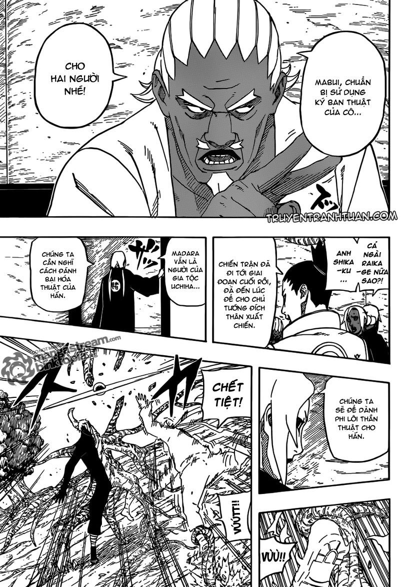 Naruto - Chapter 562 - Pic 9