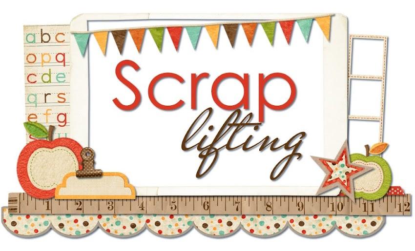 Челлендж-блог Scrap Llifting - скраплифтинг повтор работы целиком или отдельных деталей