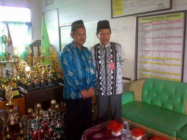 Bersama Bupati Tapin