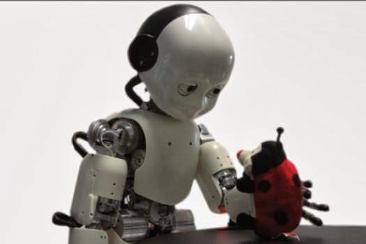 Robot Humanoid 2013 Este Robot Humanoide Desdibuja