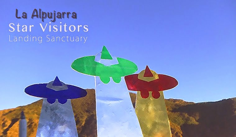 La Alpujarra, Star Visitors Landing Sanctuary