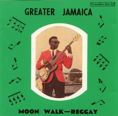 TOMMY McCOOK - Greater Jamaica - Moon Walk-Reggay (1969)