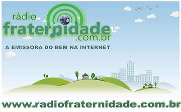 Clique na imagem e ouça a Rádio Fraternidade