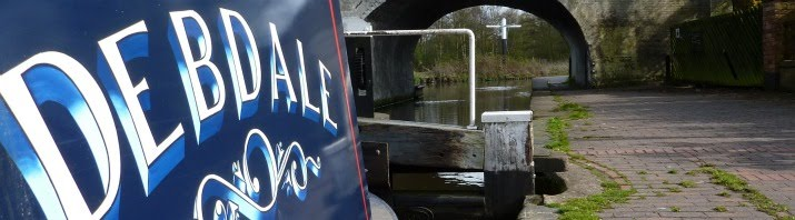 Narrowboat Debdale
