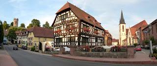 Walksches Haus im badischen Weingarten
