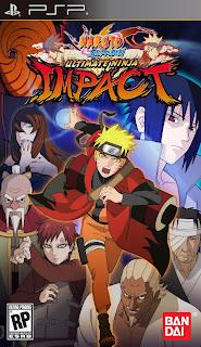 Naruto Shippūden: Ultimate Ninja Impact PSP GAME