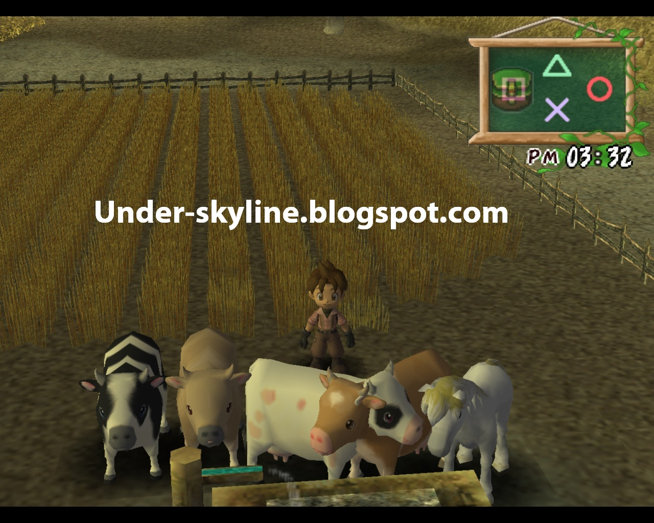 Harvest Moon A Wonderful Life Special Edition Ps2 Iso Torrents