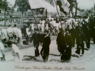 wonosobo budha carnival