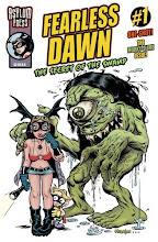 FEARLESS DAWN:SECRET OF THE SWAMP #1