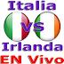 Italia vs Irlanda EN VIVO 18 de Junio 2012