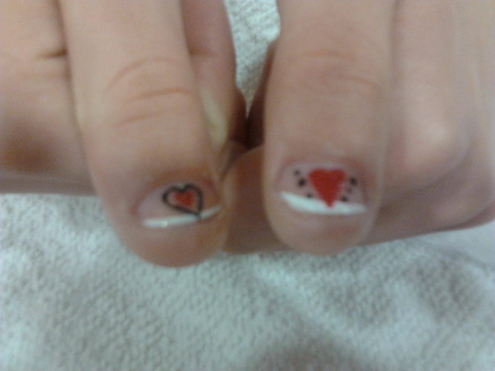 Mis decoraciones de uñas