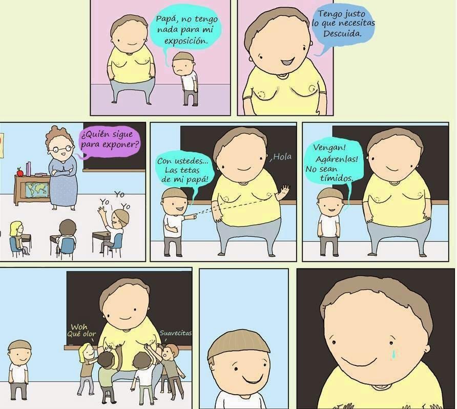 El mejor Padre de todos