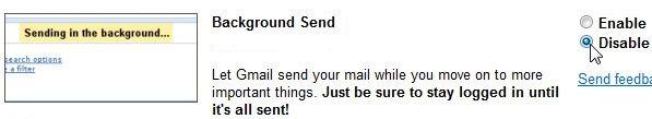 Solve Error 707 Gmail