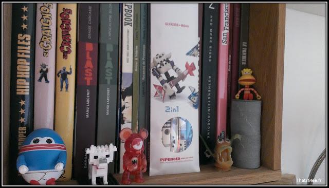 figurines manga jeux vidéos chien Quickos effigie Quick