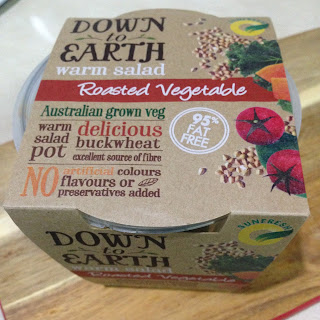sunfresh, salad, warm salad, down to earth, vegetables, buckwheat, australian