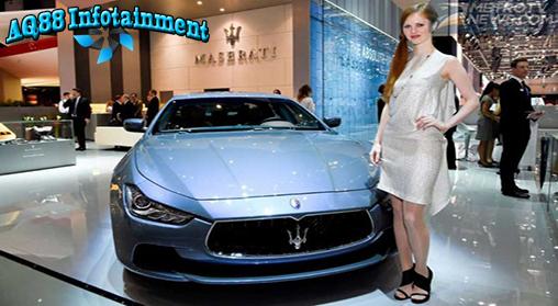 Agen Capsa Susun - Lexus, Brand Pendatang Baru di GIIAS 2015