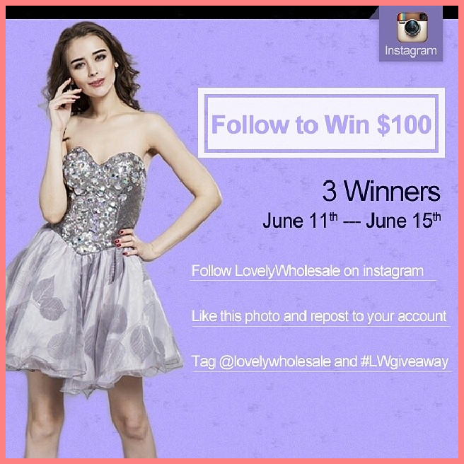 the creation of beauty is art.: Instagram Giveaway ...
