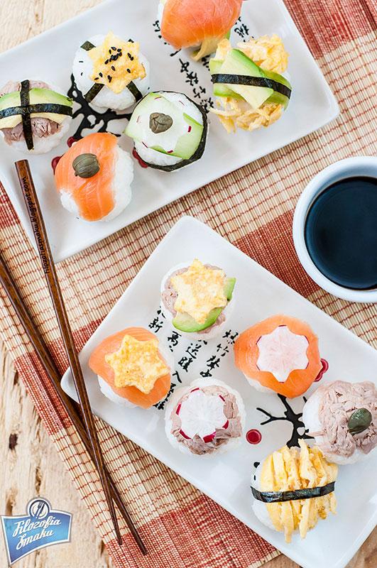 Temari sushi jak zrobić