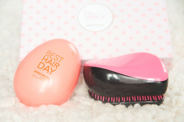 Best Hair Day et Tangle Teezer