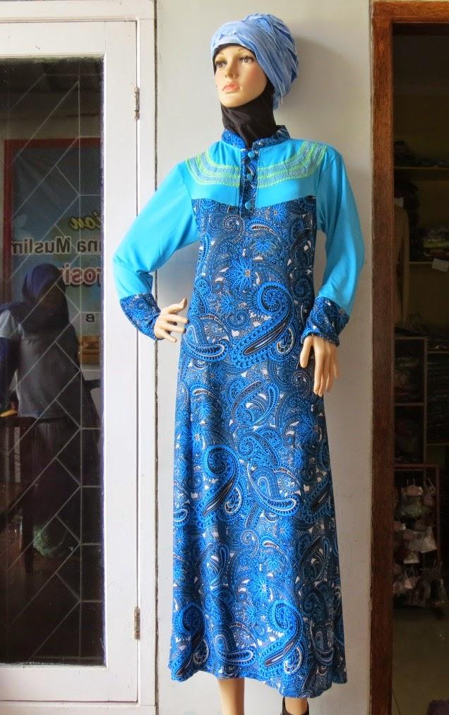Gamis Panjang Muslimah GKM4634
