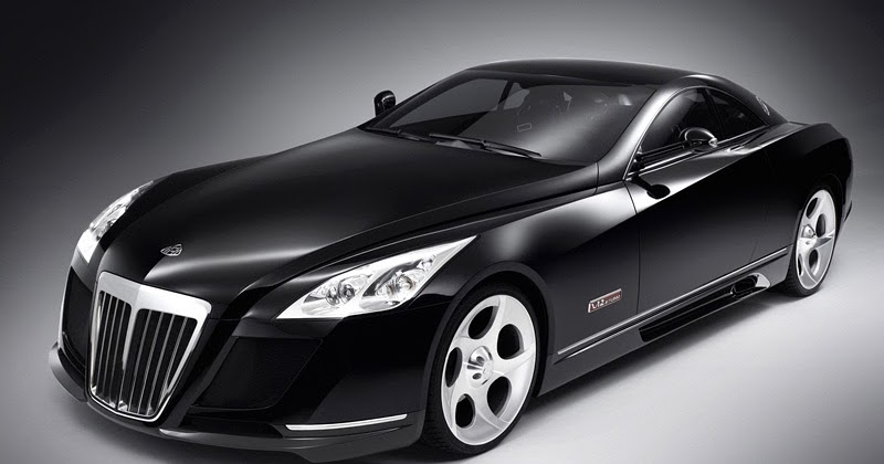 worlds most expensive car maybach exelero
