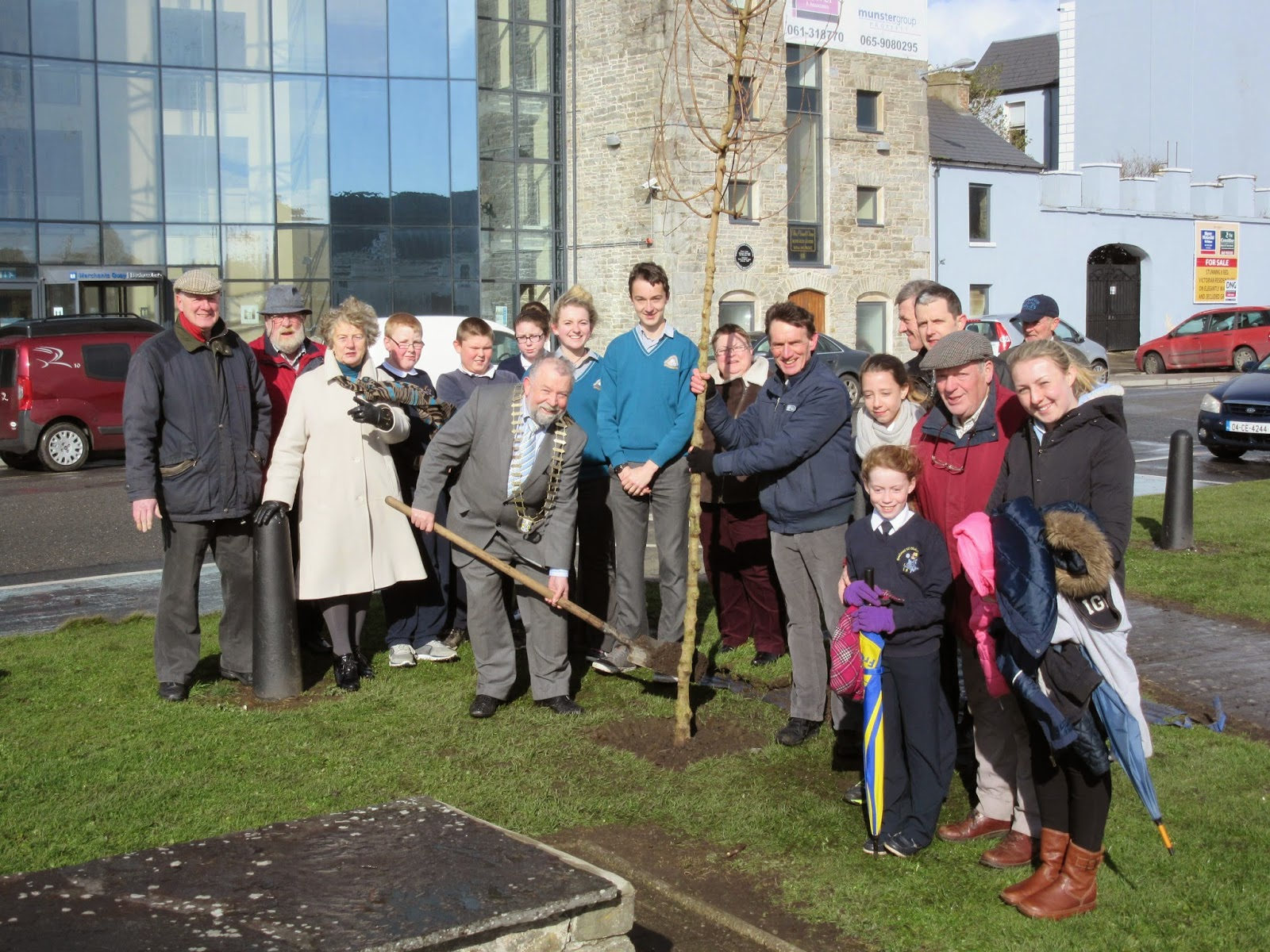 National Tree Week launched in Kilrush