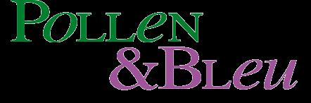 Pollen and Bleu logo